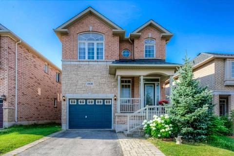 House for sale at 2436 Hilda Dr Oakville Ontario - MLS: W4521675