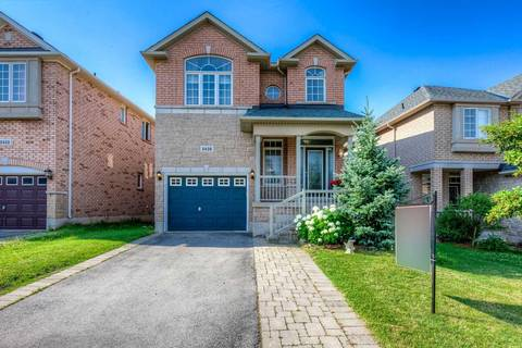 House for sale at 2436 Hilda Dr Oakville Ontario - MLS: W4603408