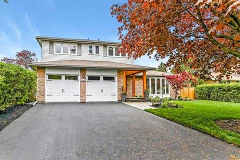 House for sale at 2436 Woburn Cres Oakville Ontario - MLS: W4691681