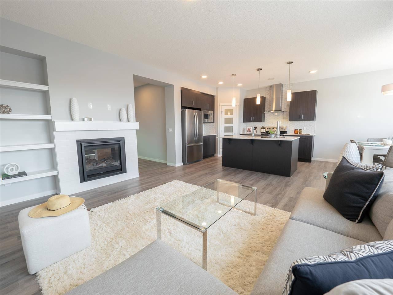 House for sale at 2436 Wonnacott Ct Sw Edmonton Alberta - MLS: E4186458