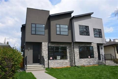 Townhouse for sale at 2438 23 St Northwest Calgary Alberta - MLS: C4245530