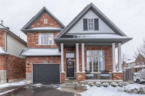 House for sale at 2438 Orchard Rd Burlington Ontario - MLS: W4647038