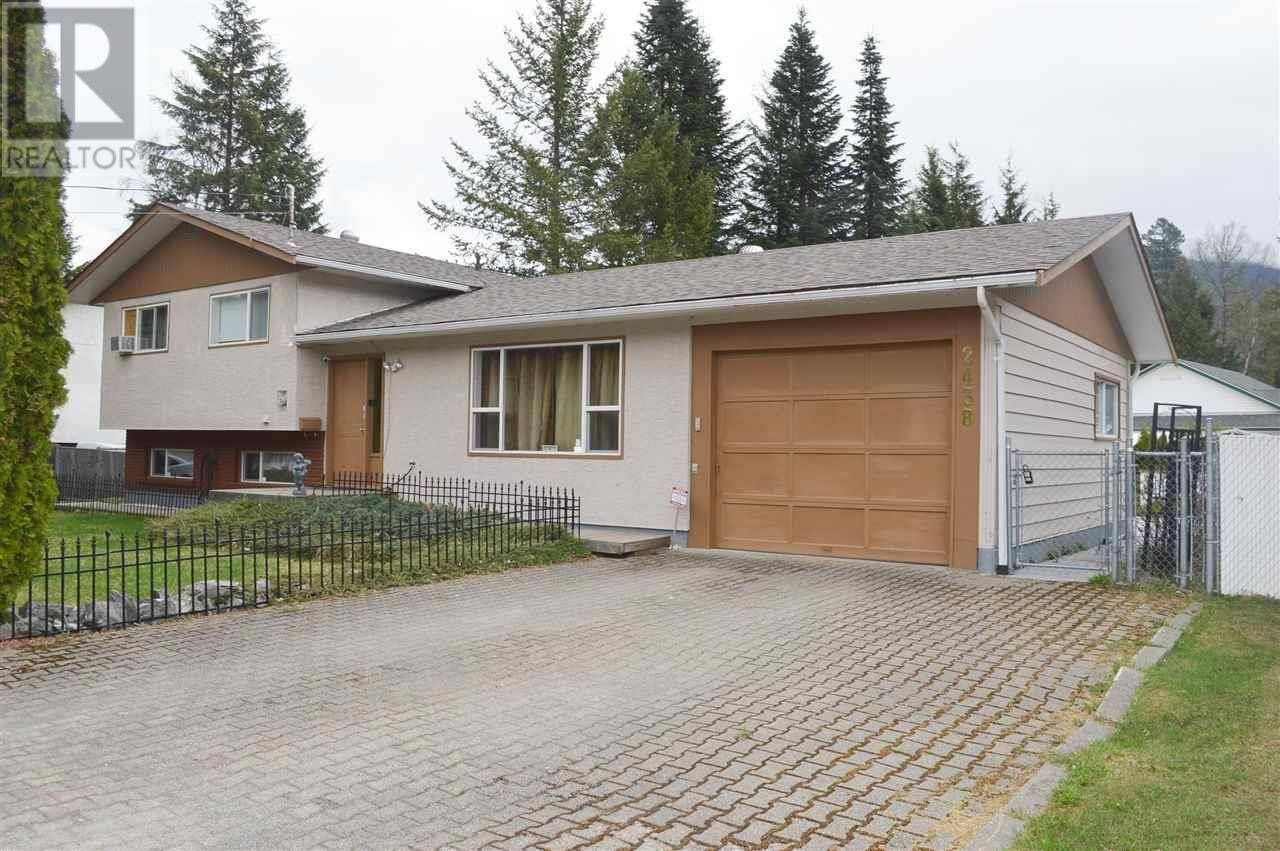 House for sale at 2438 Toynbee St Terrace British Columbia - MLS: R2433311