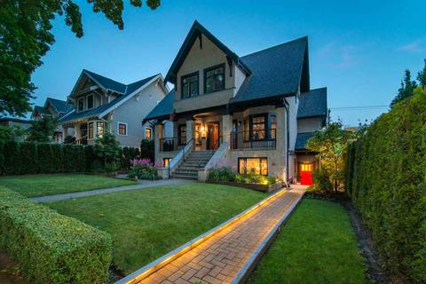 Townhouse for sale at 2438 8th Ave W Vancouver British Columbia - MLS: R2384935