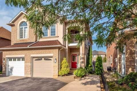 Townhouse for sale at 2439 Lazio Ln Oakville Ontario - MLS: W4925410