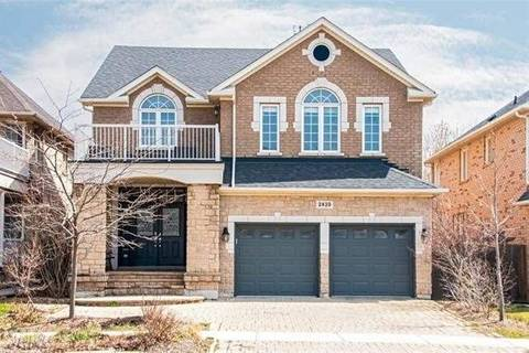House for sale at 2439 Prince Michael Dr Oakville Ontario - MLS: W4486235