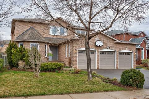 House for sale at 2439 Wynten Wy Oakville Ontario - MLS: W4419907