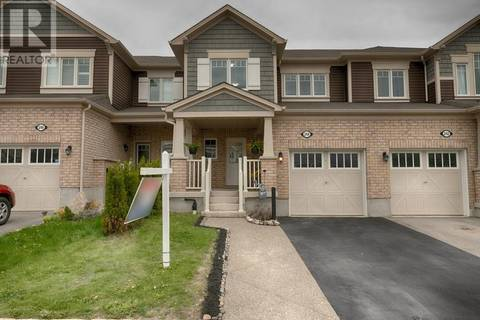 Townhouse for sale at 244 Apple Hill Cres Kitchener Ontario - MLS: 30737831