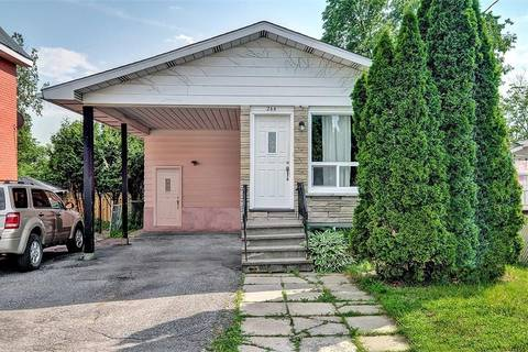 House for sale at 244 Bradley Ave Ottawa Ontario - MLS: 1159294