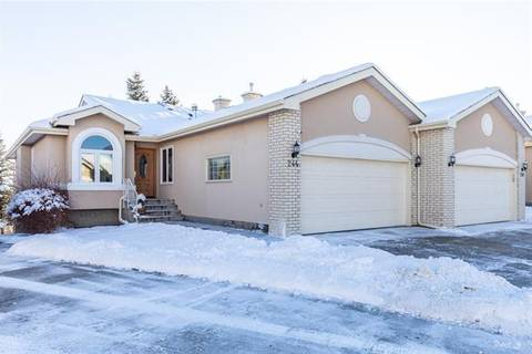 Townhouse for sale at 244 Christie Park Manr Southwest Calgary Alberta - MLS: C4276521