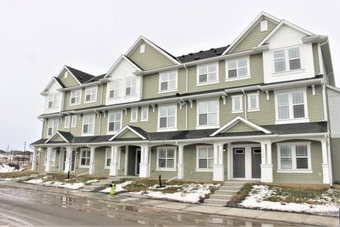Townhouse for sale at 244 Copperleaf Wy Southeast Calgary Alberta - MLS: C4285689