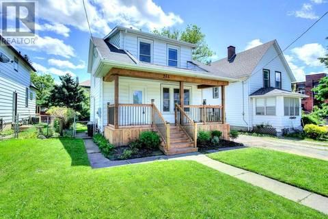 House for sale at 244 Drew St Woodstock Ontario - MLS: 195082