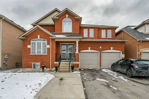 House for sale at 244 Eden Brook Hill Dr Brampton Ontario - MLS: W4643684