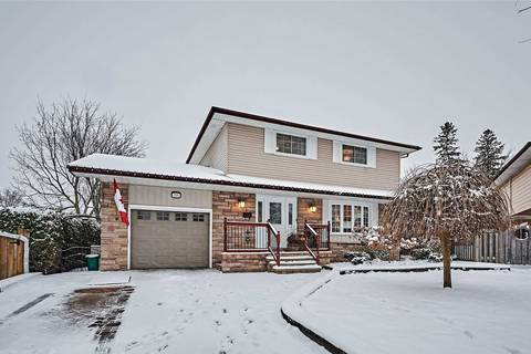House for sale at 244 Fairlawn Ct Oshawa Ontario - MLS: E4632425