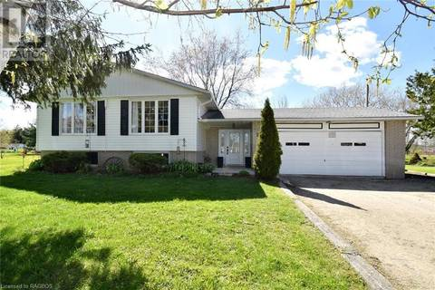 House for sale at 244 Finden St Georgian Bluffs Ontario - MLS: 197145