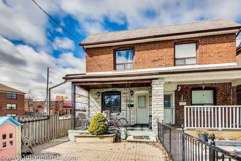 Townhouse for sale at 244 Gilbert Ave Toronto Ontario - MLS: W4419149