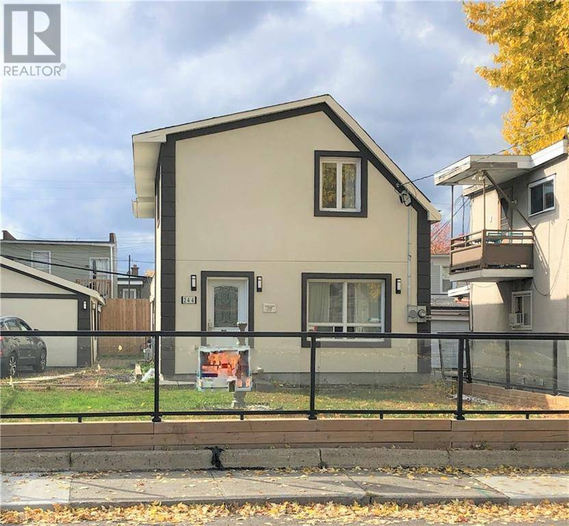 Townhouse for sale at 244 Hannah St Ottawa Ontario - MLS: 1173287