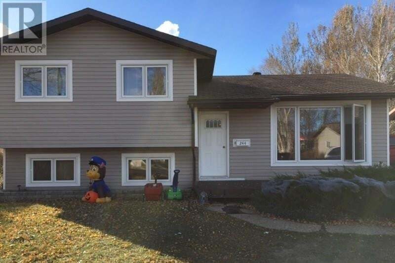House for sale at 244 King St Coronach Saskatchewan - MLS: SK827658