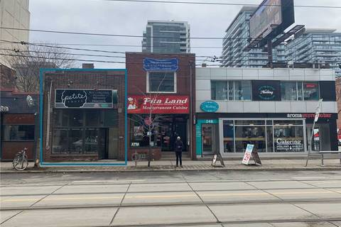 Commercial property for lease at 244 King St Toronto Ontario - MLS: C4611193