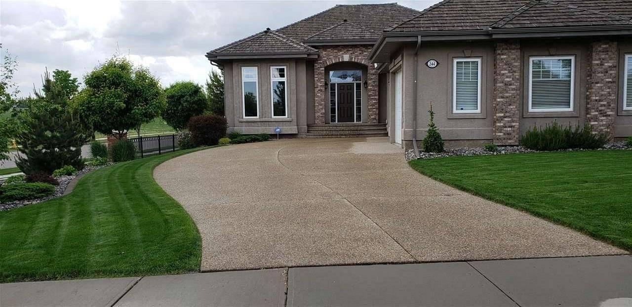 House for sale at 244 Kingswood Blvd St. Albert Alberta - MLS: E4189960