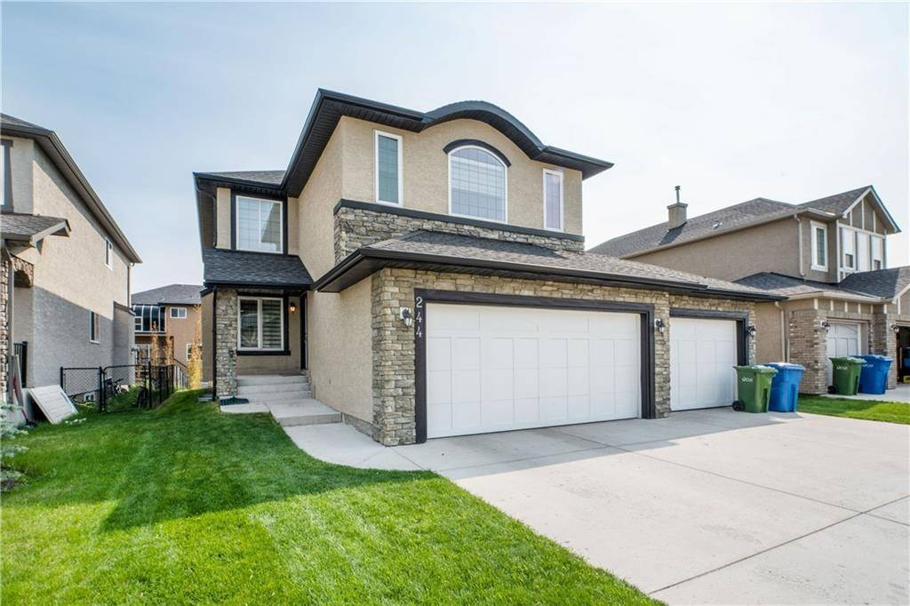 House for sale at 244 Lakeview Pl East East Chestermere, Chestermere Alberta - MLS: C4248687