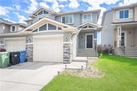 Townhouse for sale at 244 New Brighton Landng Southeast Calgary Alberta - MLS: C4305991