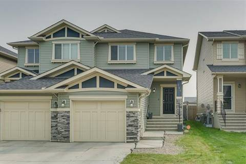 Townhouse for sale at 244 New Brighton Landng Southeast Calgary Alberta - MLS: C4248999