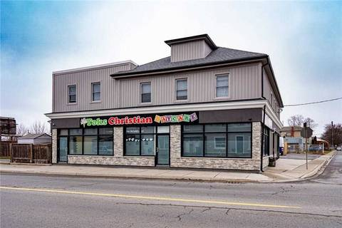 Commercial property for sale at 244 Ontario St St. Catharines Ontario - MLS: X4737773