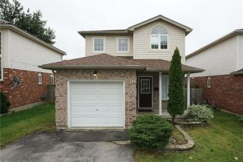 House for sale at 244 Ridgeview Pl London Ontario - MLS: 40019443
