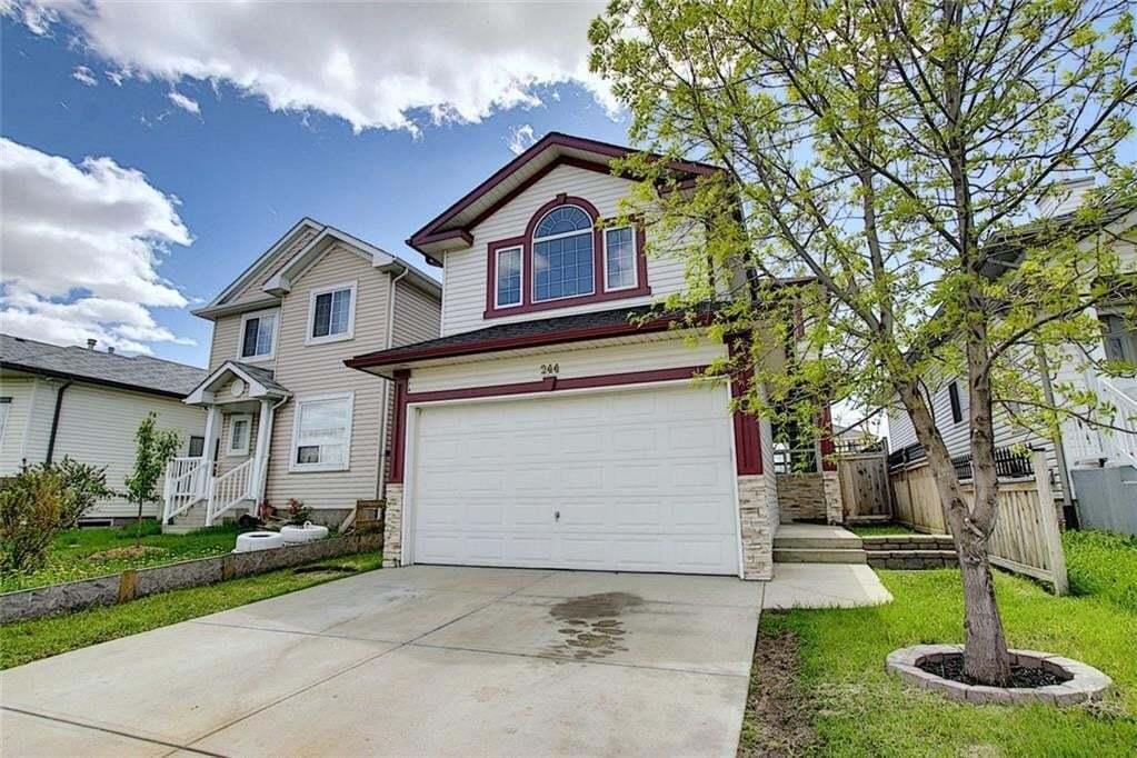 House for sale at 244 San Fernando Pl NE Monterey Park, Calgary Alberta - MLS: C4299840
