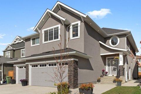 House for sale at 244 Sandpiper Blvd Chestermere Alberta - MLS: A1037331