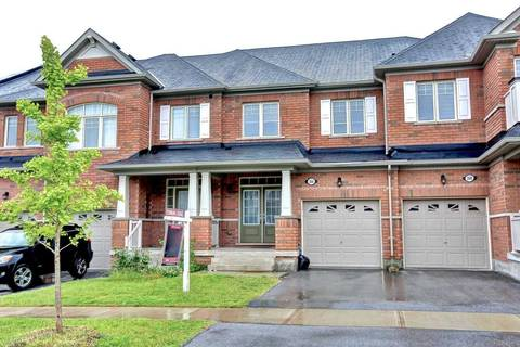 Townhouse for sale at 244 Sky Harbour Dr Brampton Ontario - MLS: W4494290