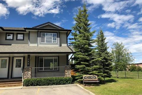 Townhouse for sale at 244 Stonemere Pl Chestermere Alberta - MLS: C4253715