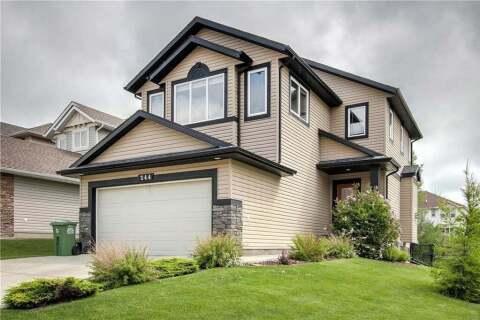 House for sale at 244 Sunset Cs Cochrane Alberta - MLS: C4305760