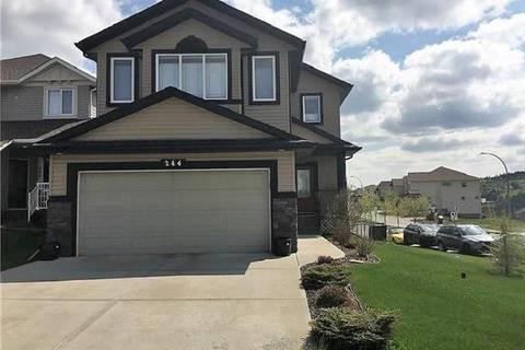 House for sale at 244 Sunset Cs Cochrane Alberta - MLS: C4241897