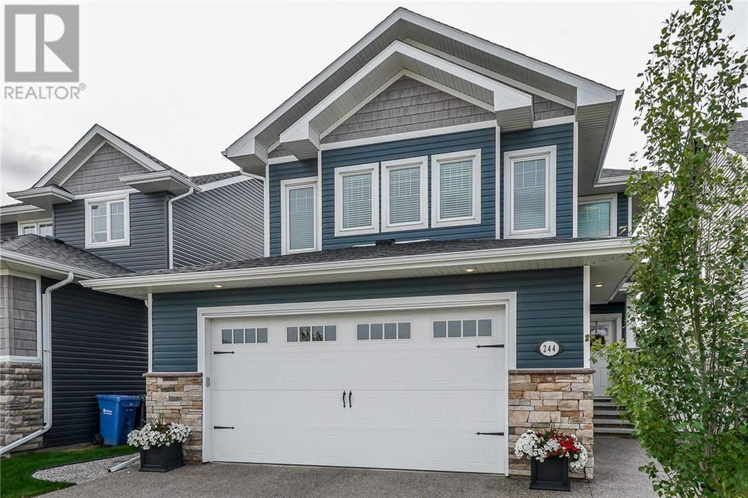 House for sale at 244 Van Slyke Wy Red Deer Alberta - MLS: ca0178517