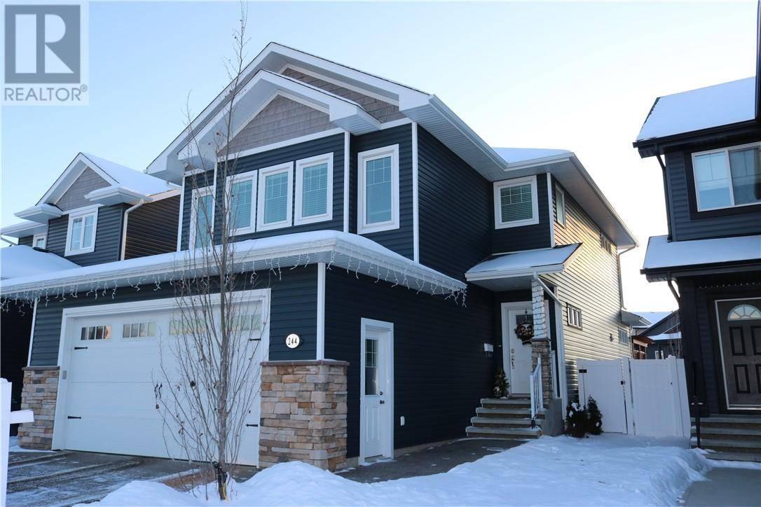 House for sale at 244 Van Slyke Wy Red Deer Alberta - MLS: ca0183926