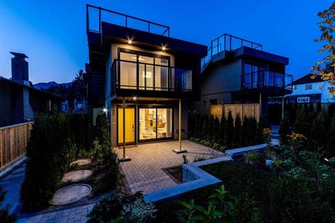 Townhouse for sale at 244 18th St W North Vancouver British Columbia - MLS: R2397464