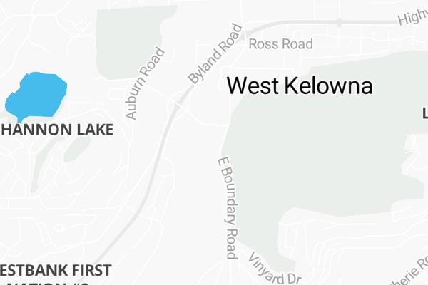 1319-2440 Old Okanagan Highway, West Kelowna, BC, V4T3A2