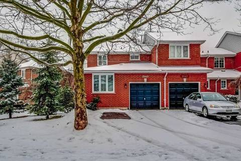 Townhouse for sale at 2440 Stefi Tr Oakville Ontario - MLS: W4697069