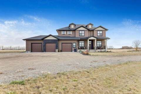 House for sale at 244057 Lyalta Road  Rural Wheatland County Alberta - MLS: A1040249