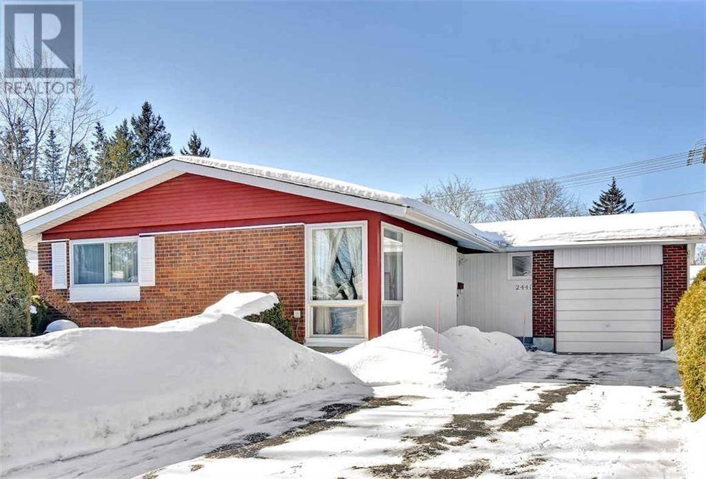 House for sale at 2441 Ogilvie Rd Ottawa Ontario - MLS: 1180146