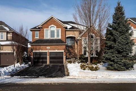 House for sale at 2441 Salcome Dr Oakville Ontario - MLS: W4685257