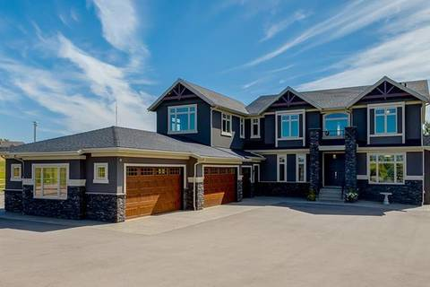 House for sale at 244106 Partridge Pl Southwest Rural Rocky View County Alberta - MLS: C4266113