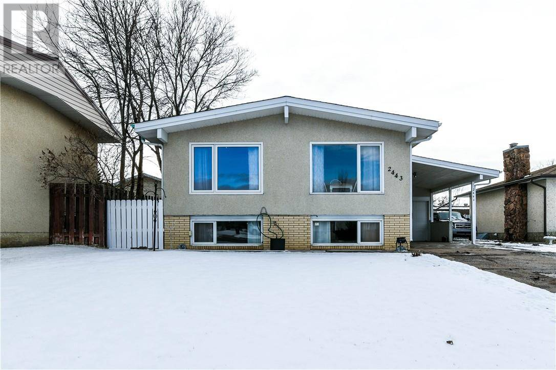 House for sale at 2443 24 St Se Medicine Hat Alberta - MLS: mh0188486