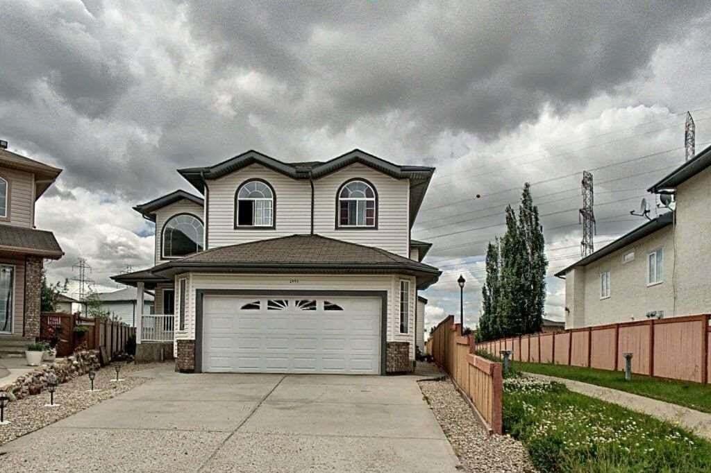 House for sale at 2443 35 Av NW Edmonton Alberta - MLS: E4206119