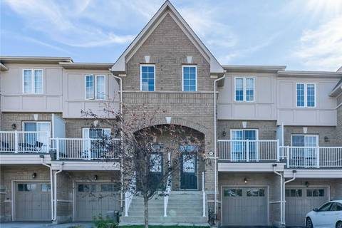 Townhouse for sale at 2443 Adamvale Cres Oakville Ontario - MLS: W4600338