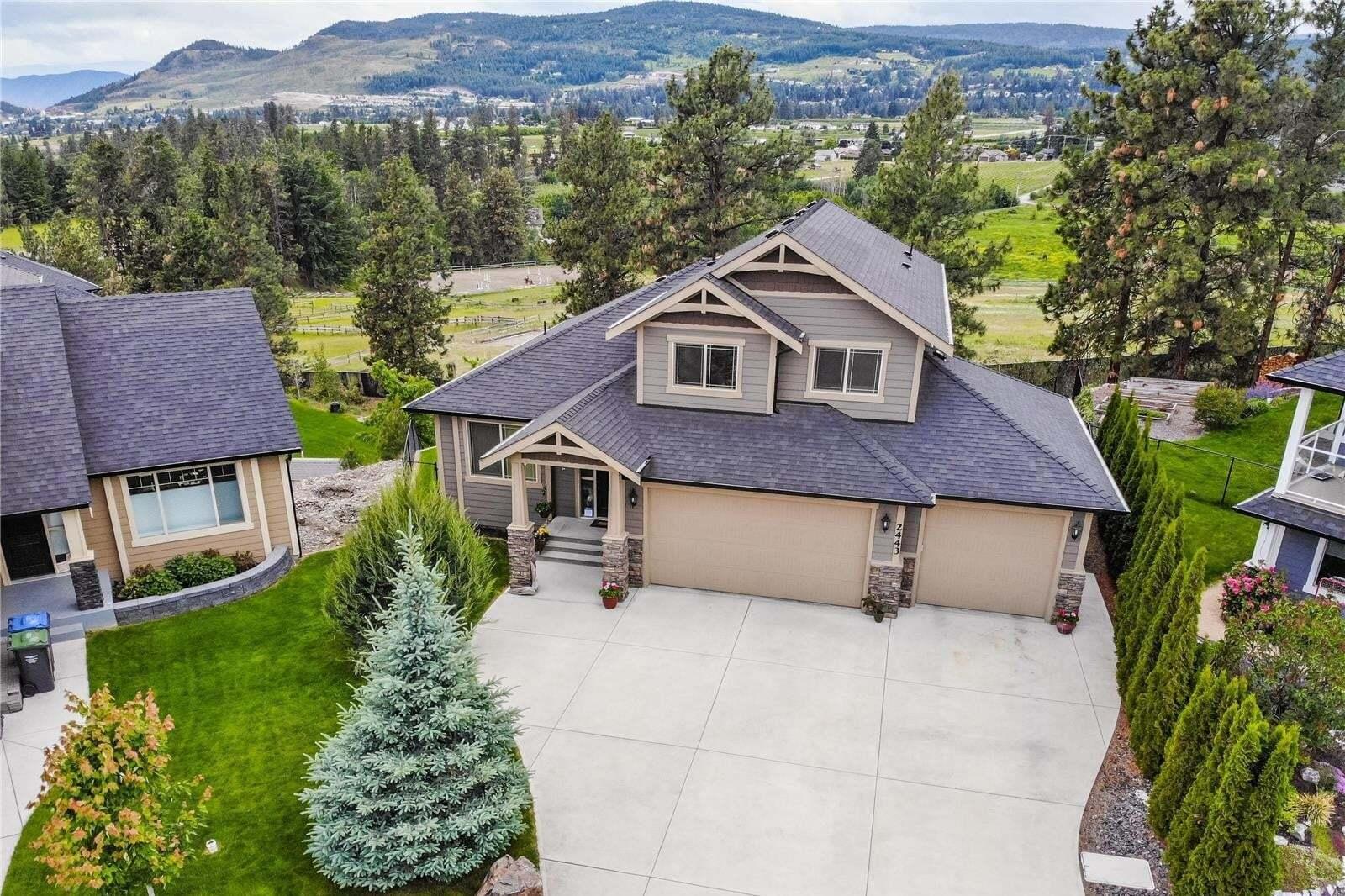 House for sale at 2443 Saddleback Wy West Kelowna British Columbia - MLS: 10207993