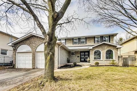 House for sale at 2443 Trevor Dr Oakville Ontario - MLS: W4731841
