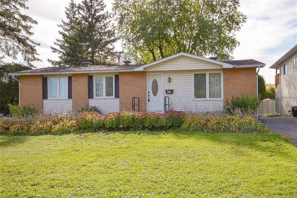 House for sale at 2444 Blackstone Cres Ottawa Ontario - MLS: 1172238
